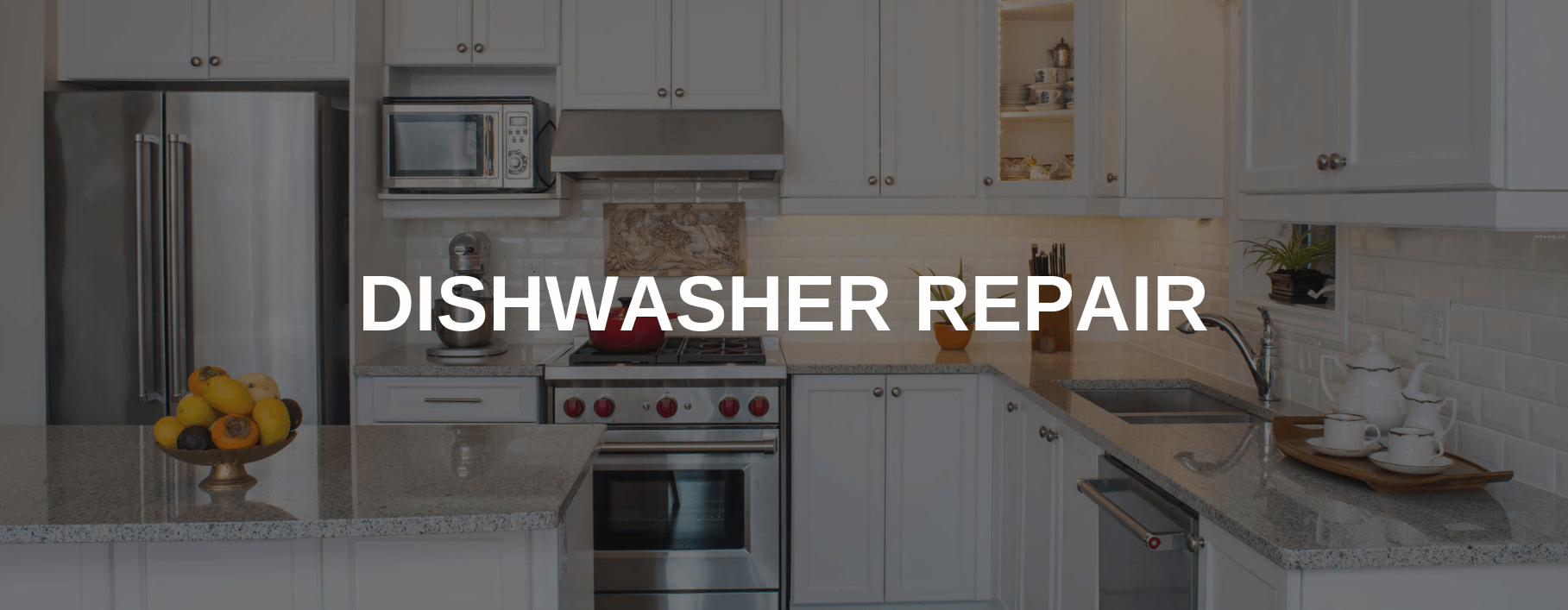 dishwasher repair garden grove